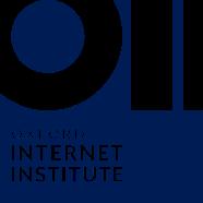 OII logo blue solo